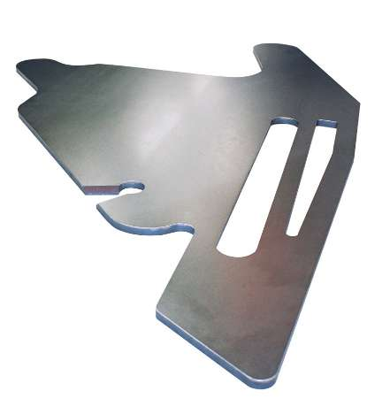 Corte a laser aço inox