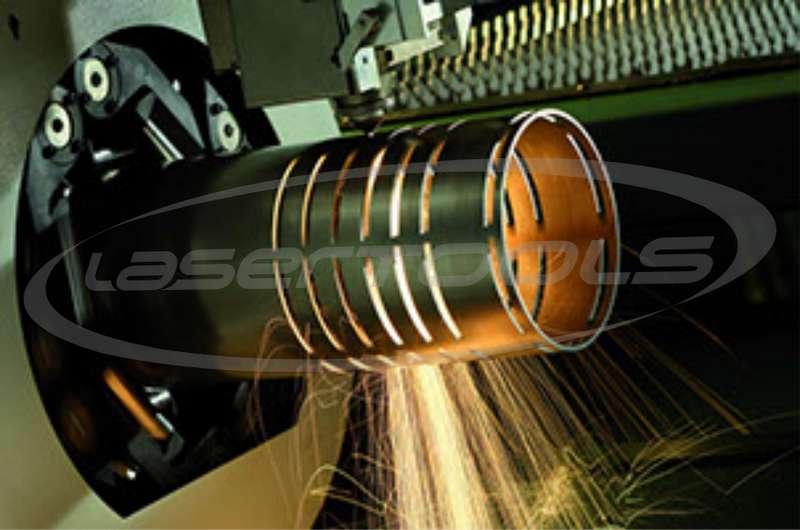 Corte a laser tubo