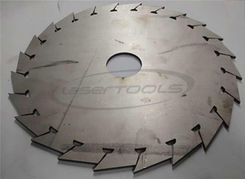 Industria de corte a laser
