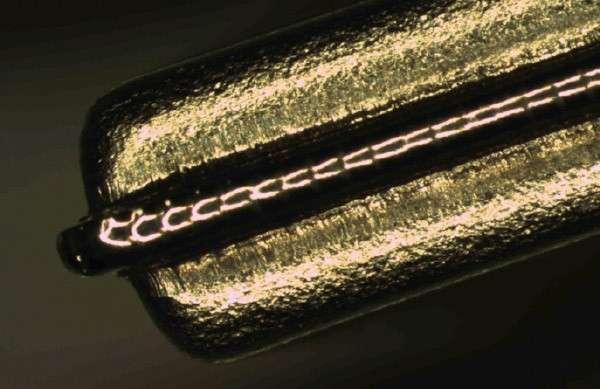 Solda laser alumínio