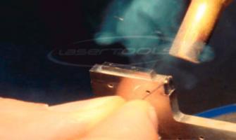Soldas a laser preço